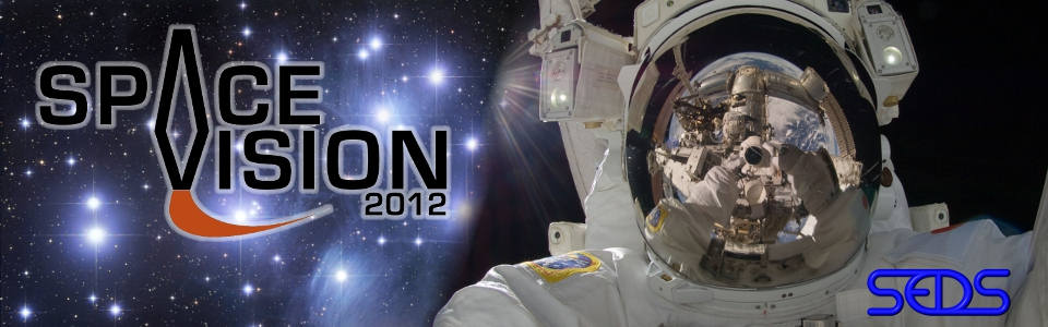 SpaceVision 2012 - How this Generation will take us to the Space Frontier